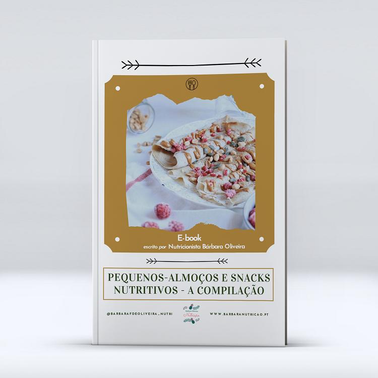[E-book] Pequenos-almoços e Snacks Nutritivos