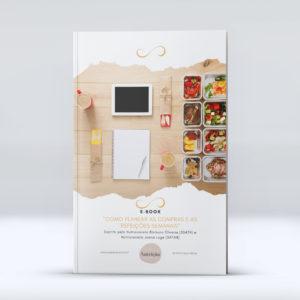 [E-book] Como planear as compras e as refeições semanais