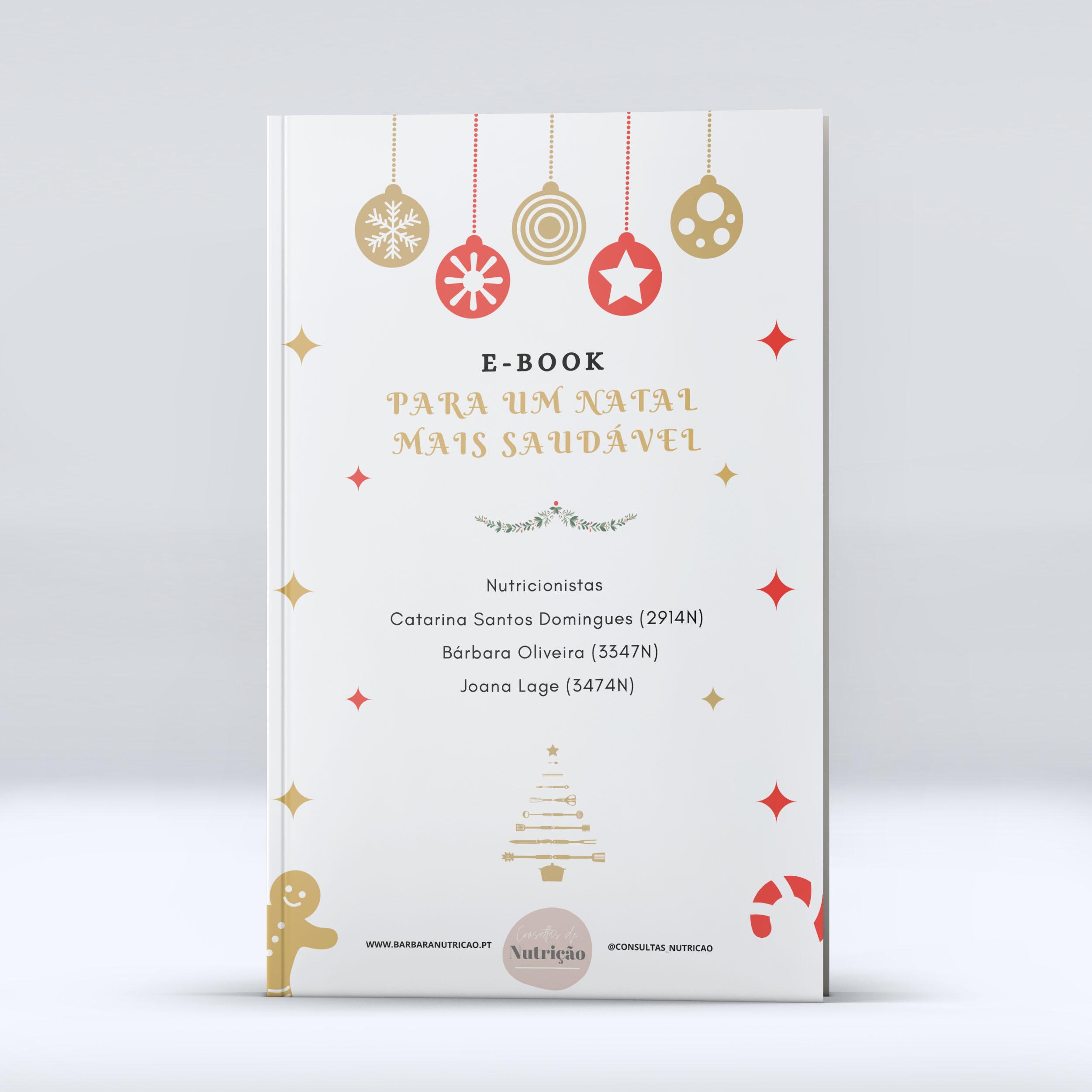 [E-book] Para um Natal Mais Saudável